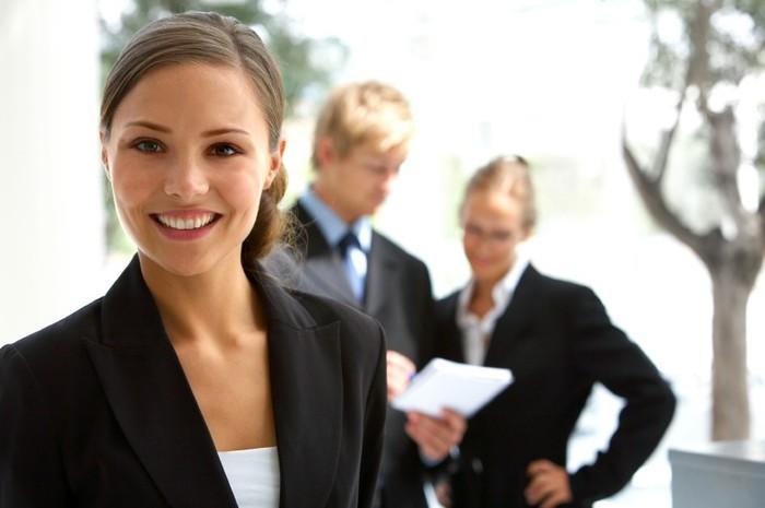 Hôtesse d'accueil : un job sympa c'est possible !
