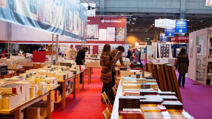 Les foires et salons organisés à Paris avant 2017