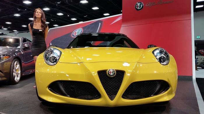 Salon de l'automobile : peut-on également y faire son marché ?