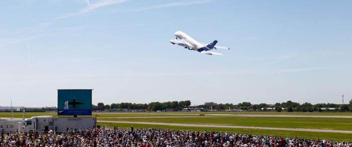 Salon international de l'aéronautique et de l'espace : qu'est-il prévu cette année ?