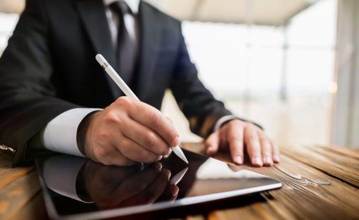Les ressources humaines et la signature électronique